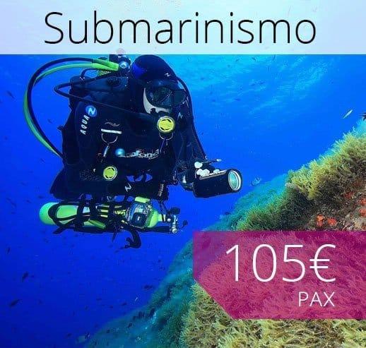 Submarinismo en Mallorca