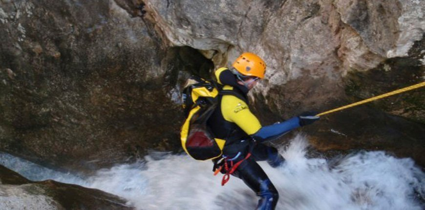 Canyoning in Mallorca