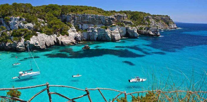 Excursión a Menorca desde Alcudia