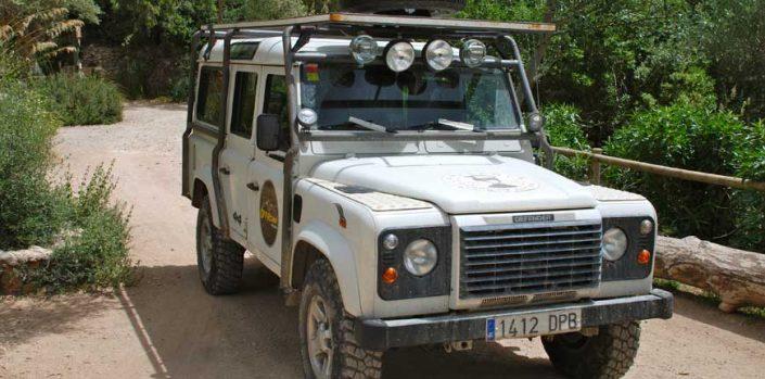 Excursión Jeep Mallorca