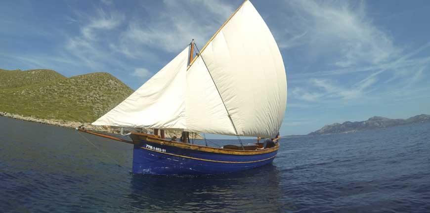Excursiones en Barco tradicional Mallorca
