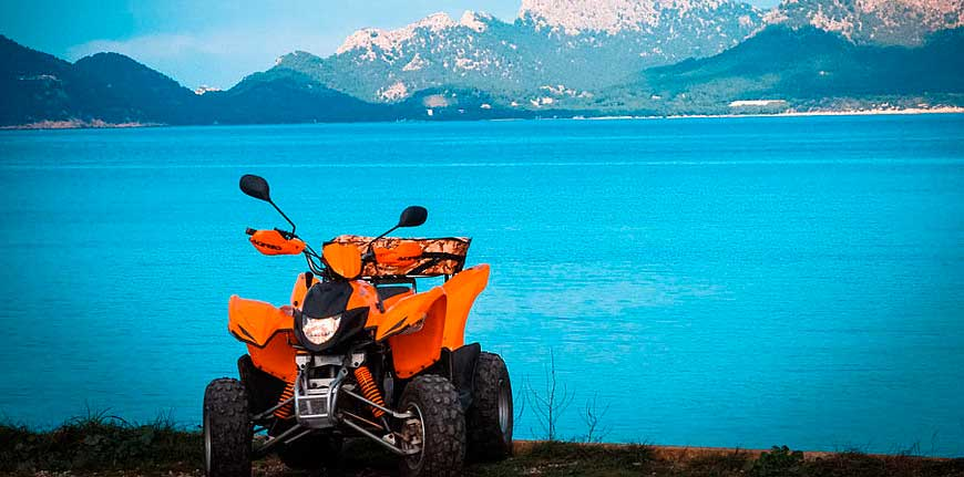 Excursiones en Quad Mallorca