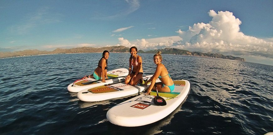 Stand-up-Paddle Mallorca