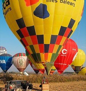 Aerial Activities