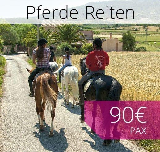 Pferde-Reiten Mallorca