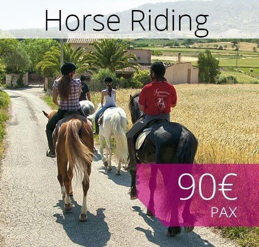Horse Riding in Majorca