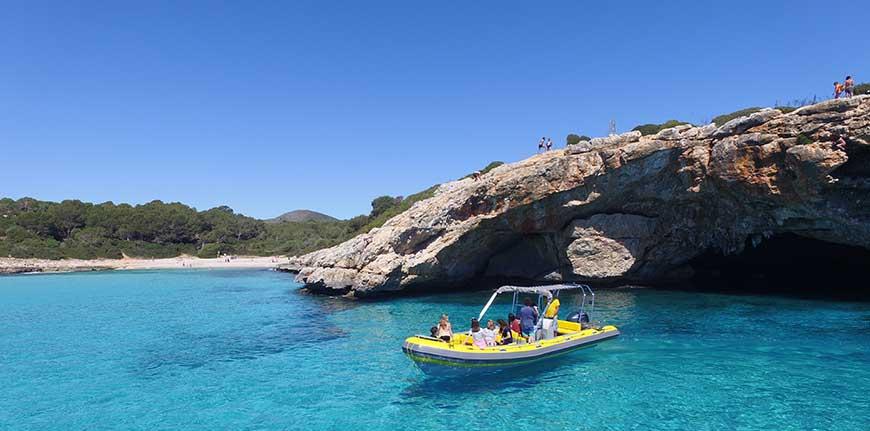 Excursiones en Speed Boat Mallorca