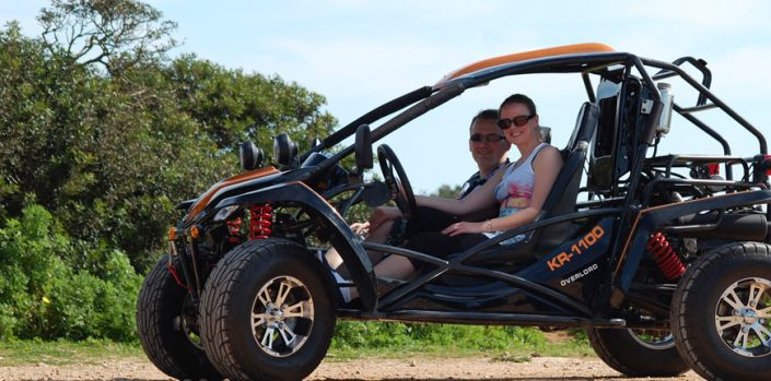 Buggy Excursion in Majorca