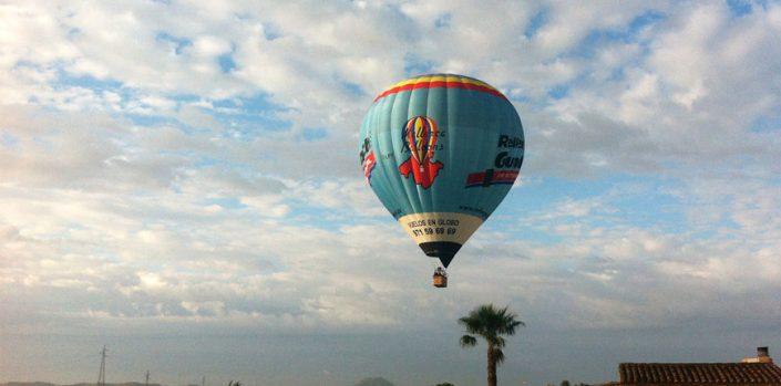 Hot Air Balloon in Majorca