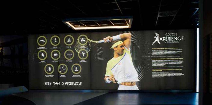 Sport Xperience by Rafa Nadal