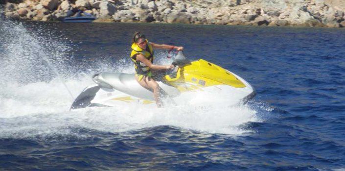 Jet ski en Mallorca