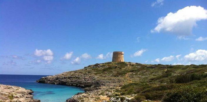 Excursion to Menorca