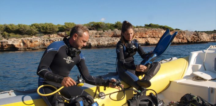Open Water Course Mallorca