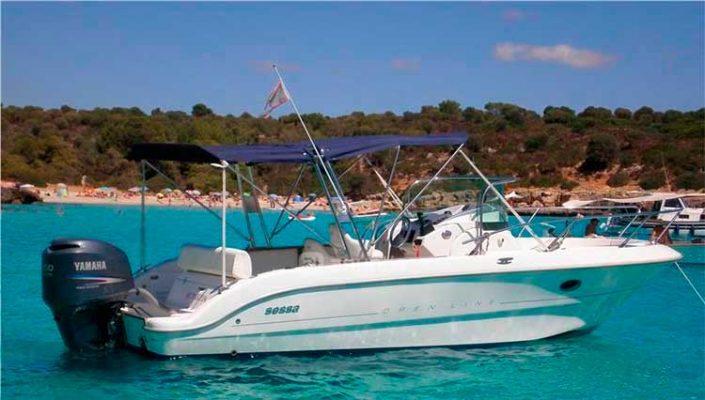 Boat rental in Majorca