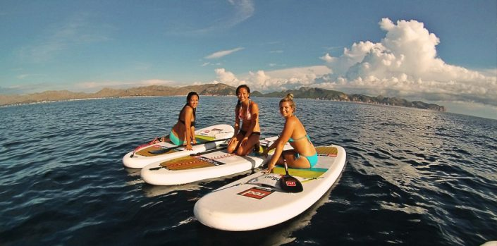 Stand-Up-Paddle in Majorca