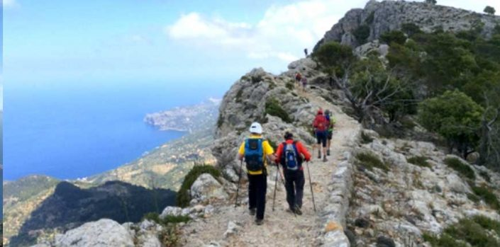 Hiking in Majorca