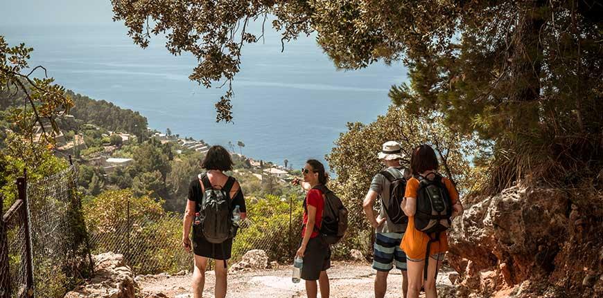 Senderismo Mar y Montaña en Mallorca