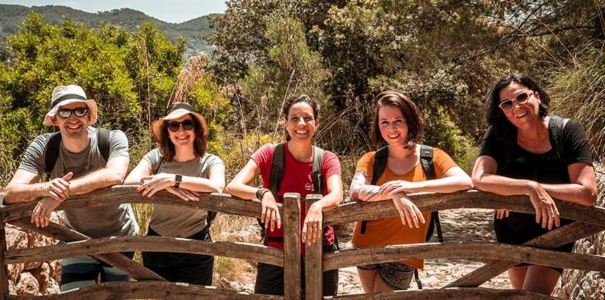 Tour de senderismo Mallorca