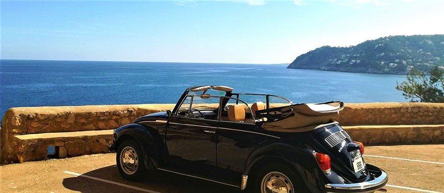 Tours cabrio en Mallorca
