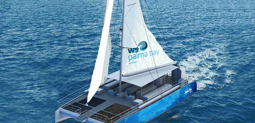 Salida en Catamaran desde Arenal