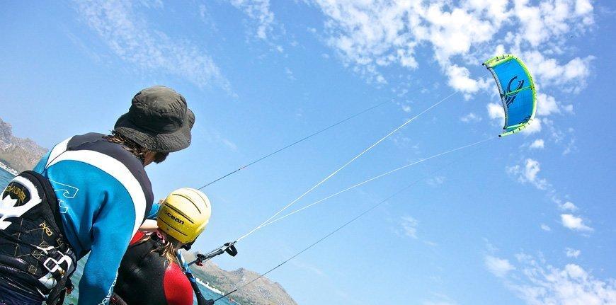 Curso kitesurf en Mallorca