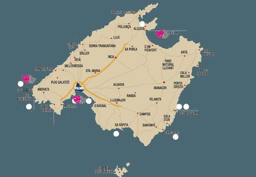 Booking Pirates Adventure Show Mallorca